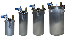 Stainless Steel Reservoir Tanks