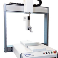 F4000 Advance Series 5-Axis Benchtop Robot