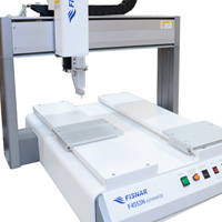 F4000 Advance Series Dual Table Benchtop Robot