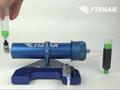 Syringe Filling with Manual Barrel Loader
