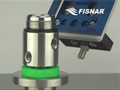 Gasketing with F1300N Rotary Table Robot